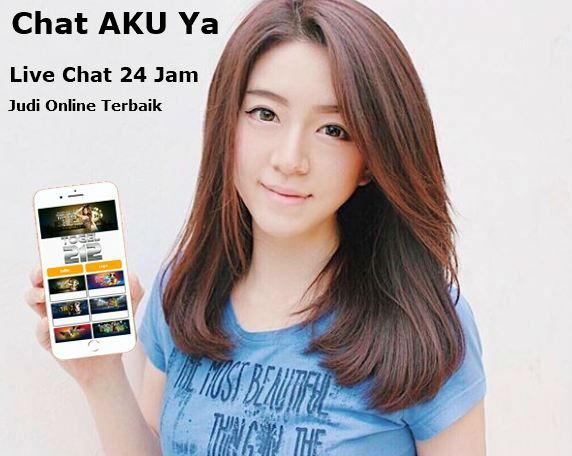 Live Chat 24 jam judi online